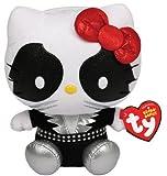 TY UK 6Hello Kitty UK Kiss Catman Beanie