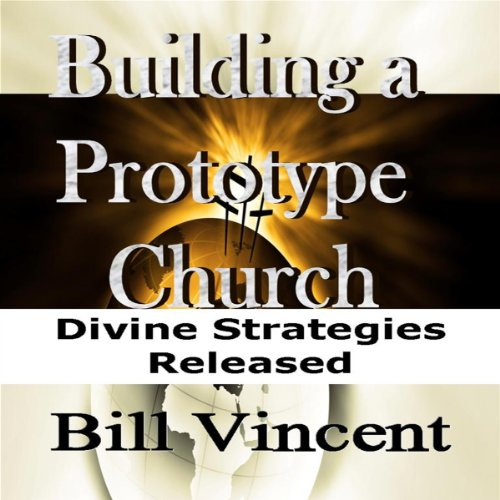 Building a Prototype Church audiobook cover art