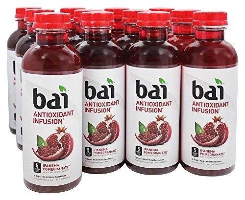 Bai - Antioxidant Infusion Beverage Ipanema Pomegranate - 12 Bottle(s)