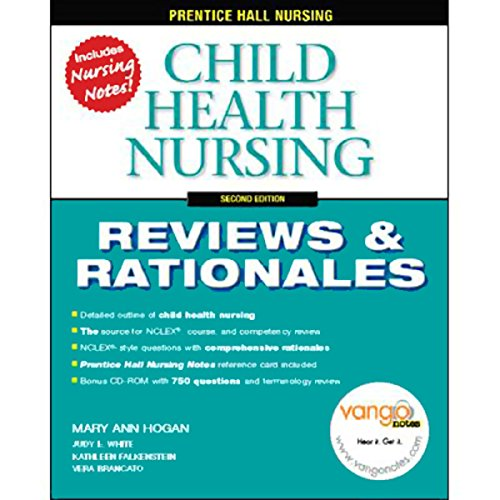 VangoNotes for Child Health Nursing audiobook cover art