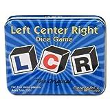 Original LCR Left Center Right Dice Game