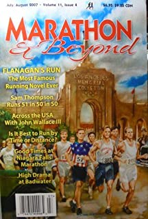 Marathon & Beyond - July/August 2007 - Volume 11, Issue 4
