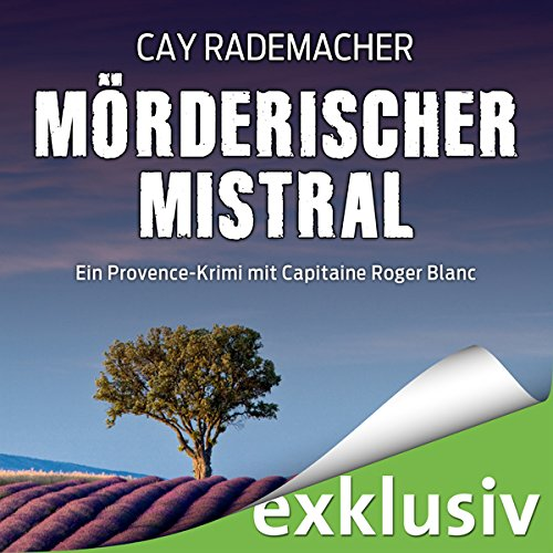 Mörderischer Mistral audiobook cover art