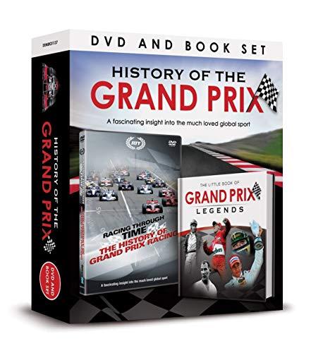 GRAND PRIX LEGENDS Book & DVD Set [Reino Unido]