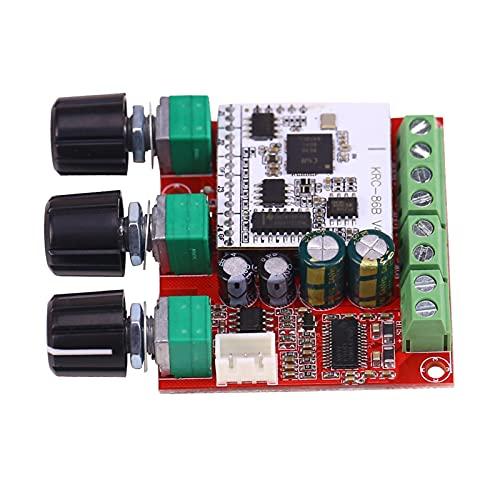 Wnuanjun 1 STÜCK 2.1 Bluetooth Subwoofer Verstärker Lautsprecherplatte 15W * 2 + 30W TPA3110 Digital Active Lossless Computer Sound Verstärker