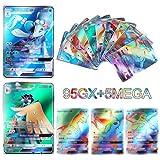 Zoom IMG-2 sinwind 100 pezzi pokemon carte
