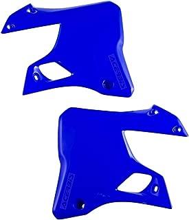 Acerbis 96-01 Yamaha YZ250 Radiator Shroud Set (Blue) - coolthings.us