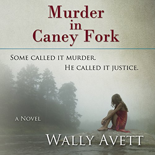 Murder in Caney Fork audiobook cover art