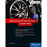 Implementing SAP Business Suite on SAP HANA (SAP ERP on SAP HANA) (SAP PRESS)