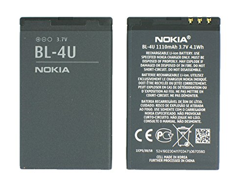 Originale Nokia BL-4U batteria