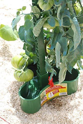 Outils et Nature Réservoir éco-tuteur à tomates