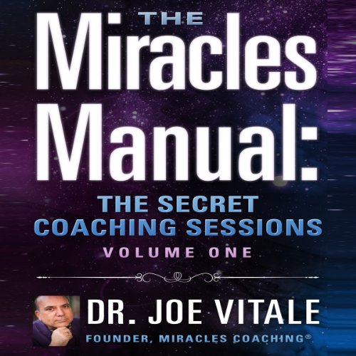 Couverture de Miracles Manual