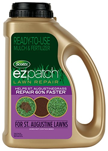 Scotts 17520 EZ Seed Sun & Shade Patch for St. Augustine Grass (6 Pack)