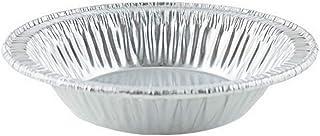 "Pactogo 4"" Aluminum Foil Tart Pan 7/8"" Deep - Disposable Mini Baking Pie Tins (Pack of 500)"