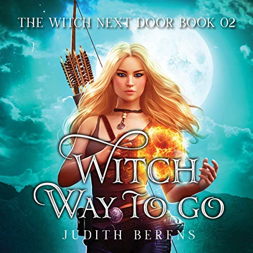 Witch Way to Go audiobook cover art