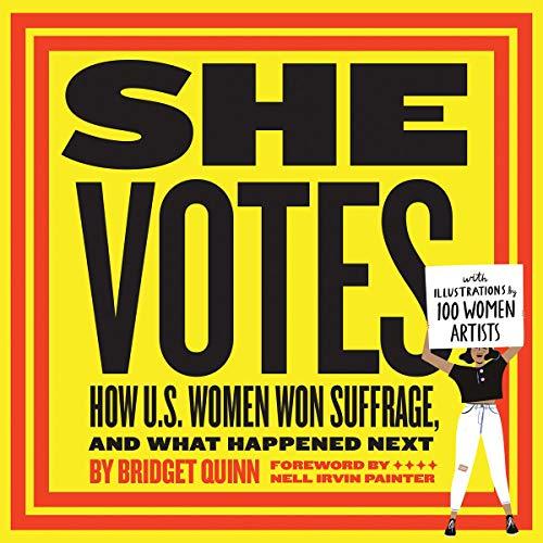 She Votes cover art