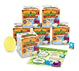 Learning Resources Beaker Creatures Series 3, Homeschool, Science Exploration, STEM Toy, 6-Pack of Pods, Easter Basket Stuffers Ages 5+