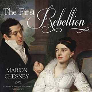 The First Rebellion cover art