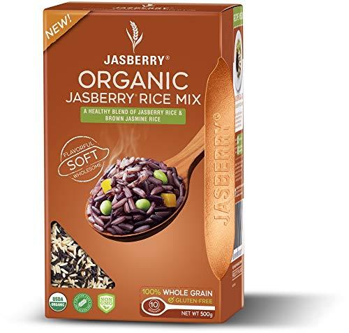 Jasberry Bio Jasberry Reis Mix (6 x 500 gr)