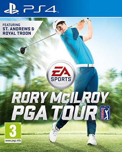 Rory McIlroy PGA Tour (Sony PS4)