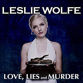 Love, Lies, and Murder audiobook cover art