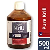 OURONS 500ml di Pure proteine di Pesce liquide di Krill idrolisato per Esche da Pesca