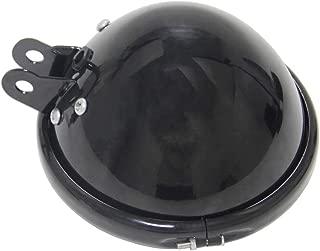 MORYEN 5.75 Inch Headlight Housing Bucket for Harley Davidson Motorcycle