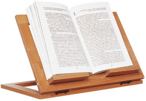Foppapedretti Reading leggio, Noce