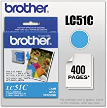 BRTLC51C - Brother LC51C Innobella Ink