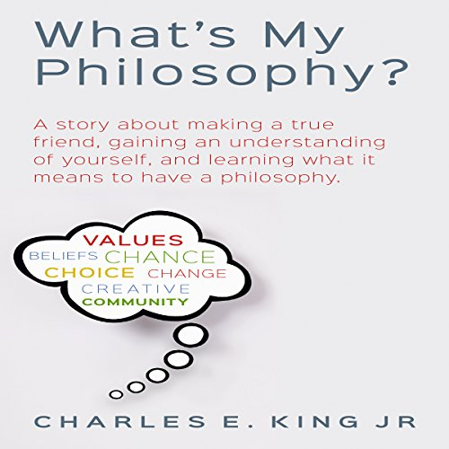 What's My Philosophy? audiobook cover art