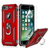 Dente Di Leone /& Panda /& Datura per Apple iPhone 7 PLUS iPhone 8 PLUS Cover Custodia con Bordo Protezione Proteggi Fotocamera Silicone Gel Gomma TPU Flessibile Sottile Fina Invisibile Slim 3 Pack