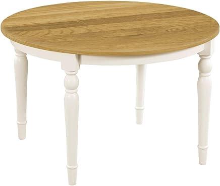Tavoli Da Cucina Tondi.Amazon It Tavoli Rotondi Marrone Tavoli Da Sala Da