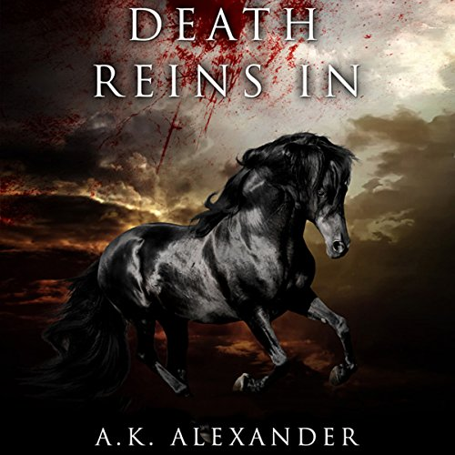 Death Reins In audiobook cover art