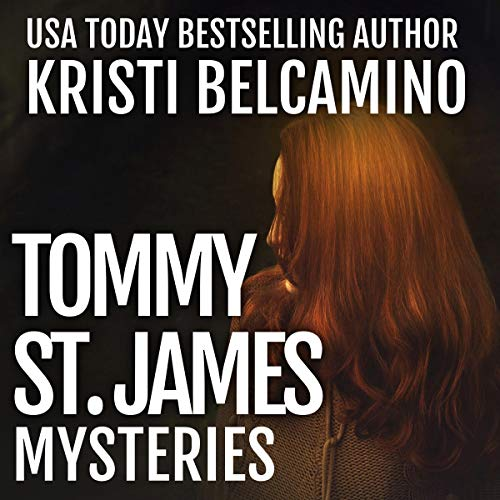 Tommy St. James Mysteries cover art