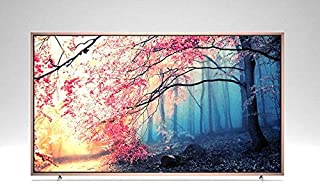 MEWE 85-Inch 4K Tempered glass screen Metal Frame Smart LED TV -B8500N 2018 model