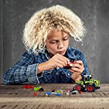 Immagine 1 lego technic mini claas xerion