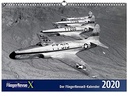 FliegerRevueX Kalender 2020