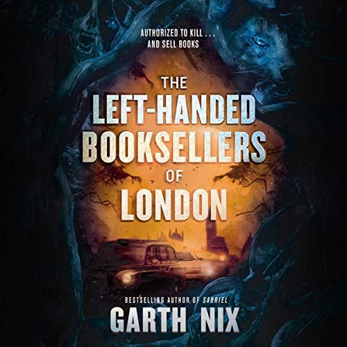 The Left-Handed Booksellers of London cover art
