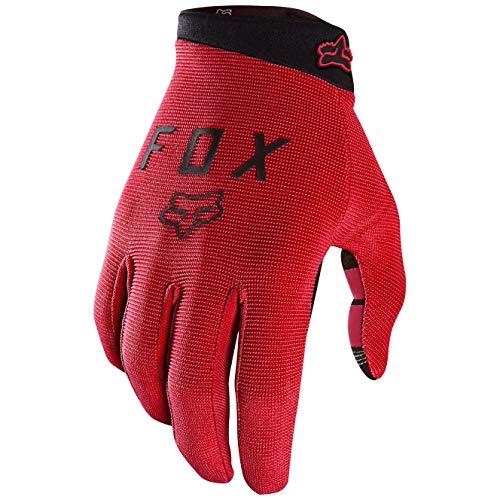 Fox Racing Ranger Handschuh für Herren, Bright Red2, L