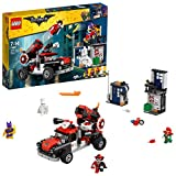 LEGO The Batman Movie 70921 - Harley Quinn Kanonenkugelattacke, Spielzeug