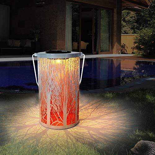 Solarlaternenlampe Im Freien Hausgarten Dekoration Atmosphäre Lampe Garten, Gehweg, Terrasse, Rasen Hängende Gartenlaterne