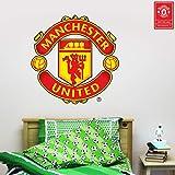 Manchester United Football Club Wandsticker + Manchester