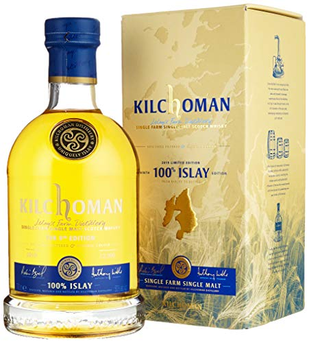 Kilchoman Islay The 9th Edition Whisky (1 x 0.7 l)