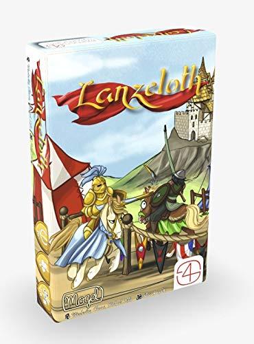 Games 4 Gamers Lanzeloth-Juego de Mesa [Castellano], multicolor (8436566030151) , color/modelo surtido