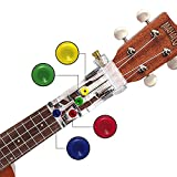 Guitar learning system, teaching aids chord, learning shark tank, cord trainer buddies, beginners trainer acoustic, helper trainer chord, learning tool, teaching tools, guitar finger trainer
