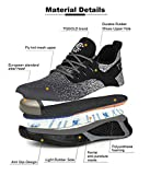 Zoom IMG-2 scarpe antinfortunistiche uomo donna punta