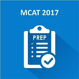 MCAT 2017 Exam Prep