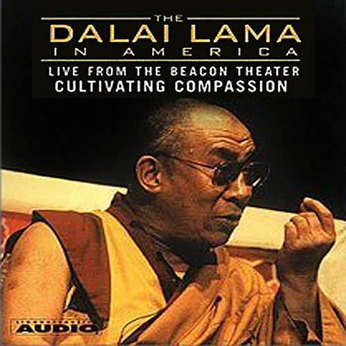 The Dalai Lama in America Audiobook By His Holiness the Dalai Lama cover art