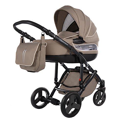 knorr-baby 37888-5 Kombikinderwagen Sportime, beige