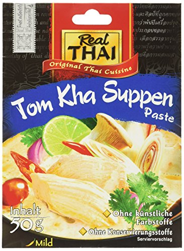 Real THAI Tom Kha Paste (1 x 50 g)